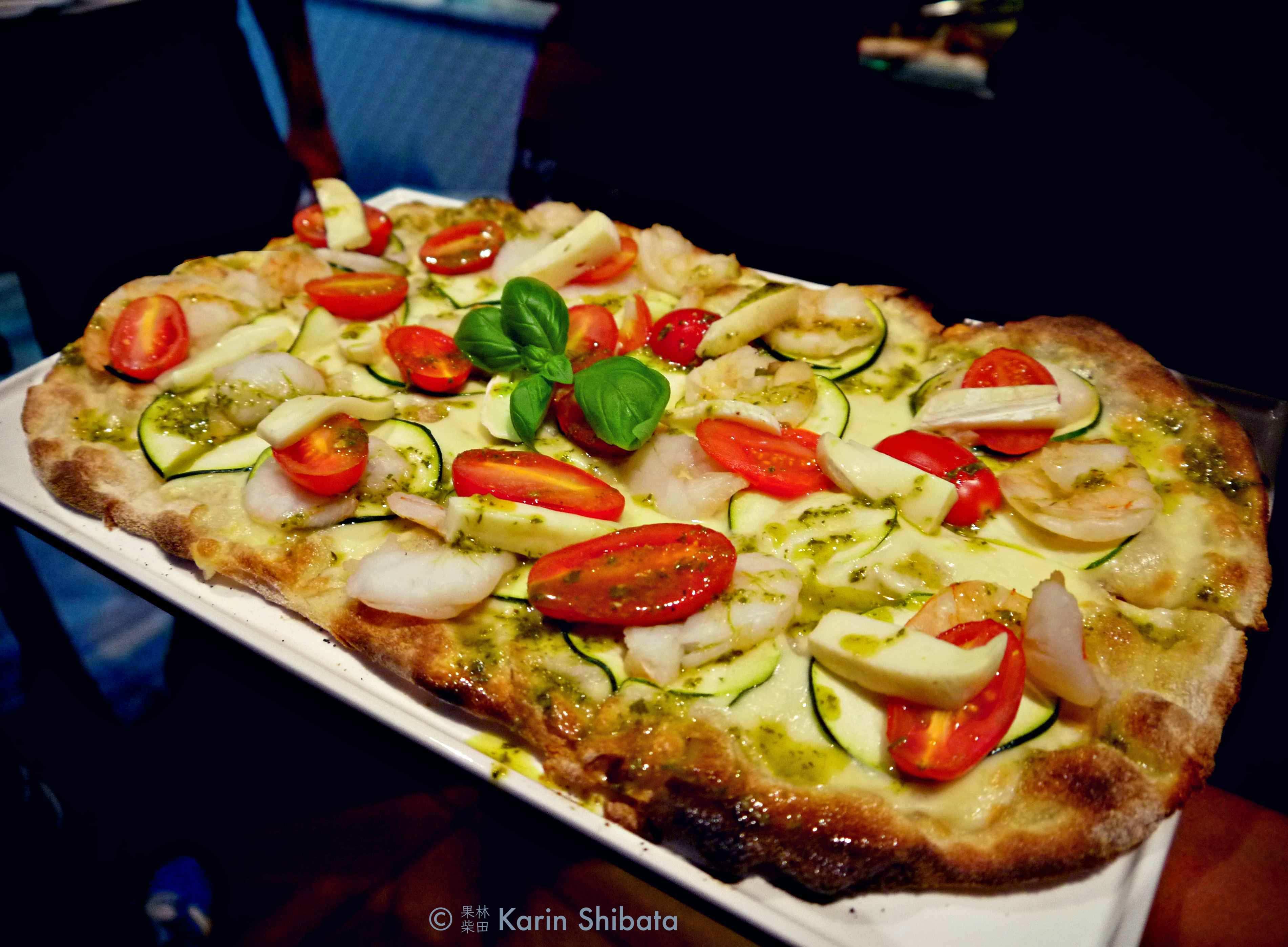 Il grano the ancient rome pizza la pinsa romana - Pizzeria le finestre roma ...